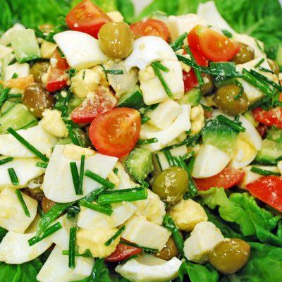 Yumurta Salatası nasıl yapılır?